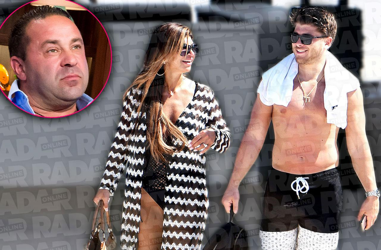 Teresa Giudice JoeGiudice Brother Doesnt Support Her Cheating Scandal