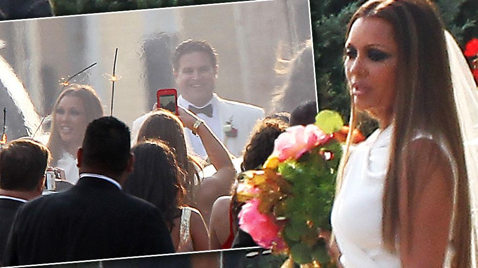 Vanessa Williams Wedding Photos With Jim Skrip
