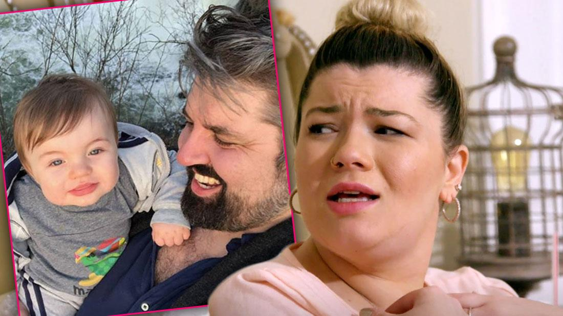 Amber Portwood Baby Daddy Demands Full Custody & Child Support