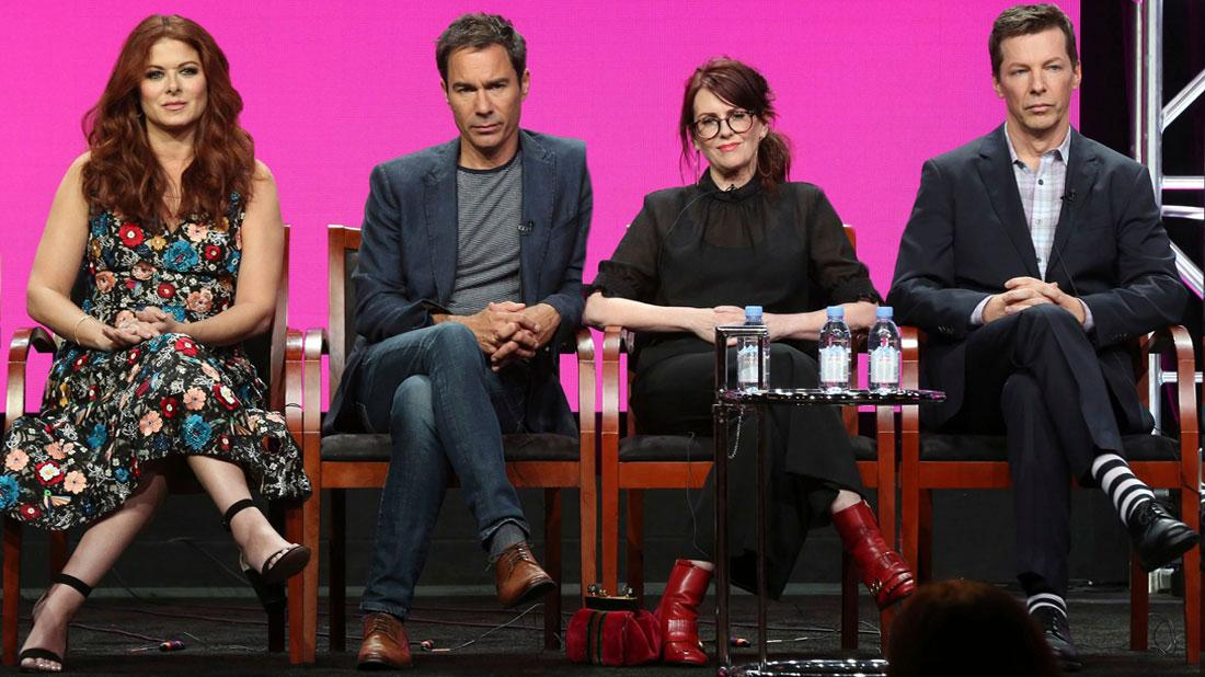 Cast Of Will And Grace