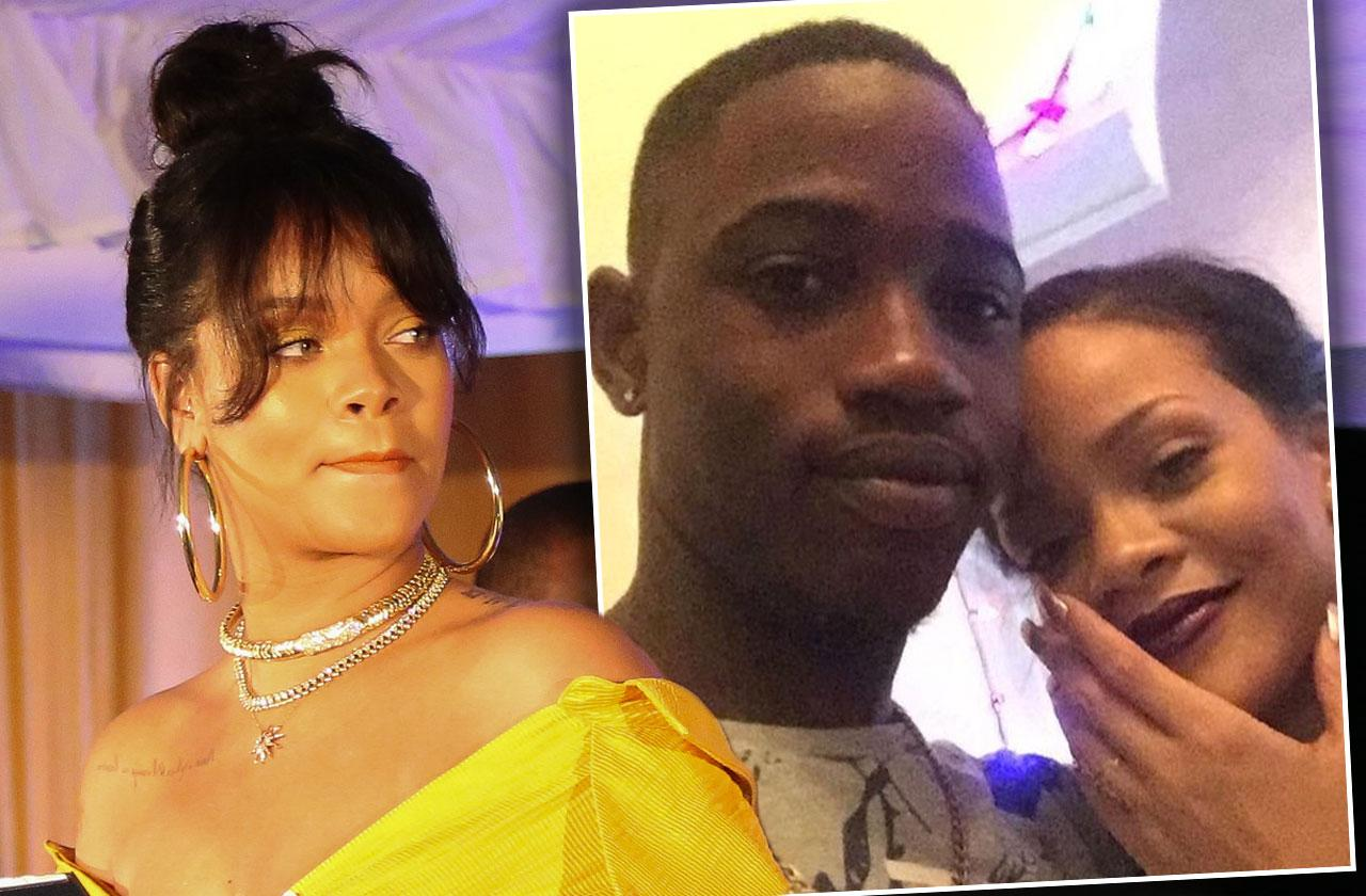 rihanna murdered cousin shot loved ones pay tribute