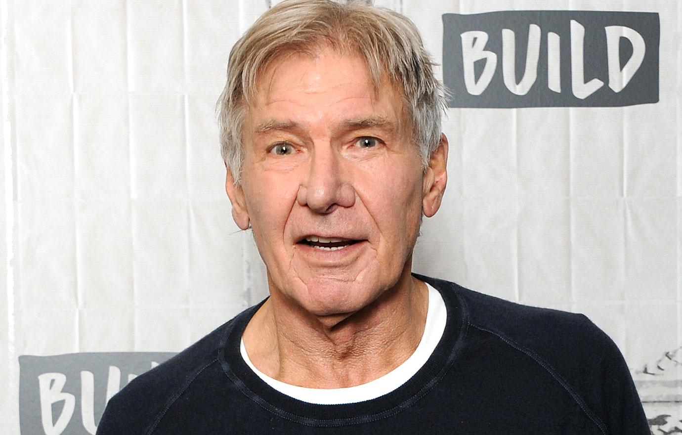 Harrison Ford Rescues Woman In Car Highway Drama