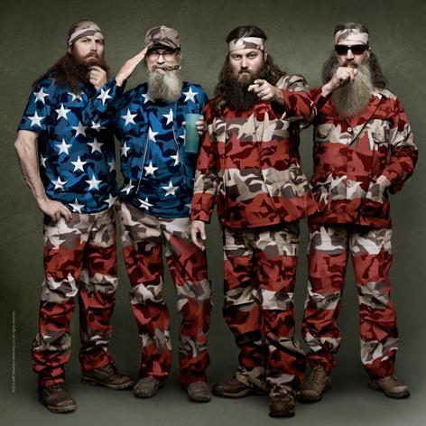 //duck dynasty stars reveal female propositions