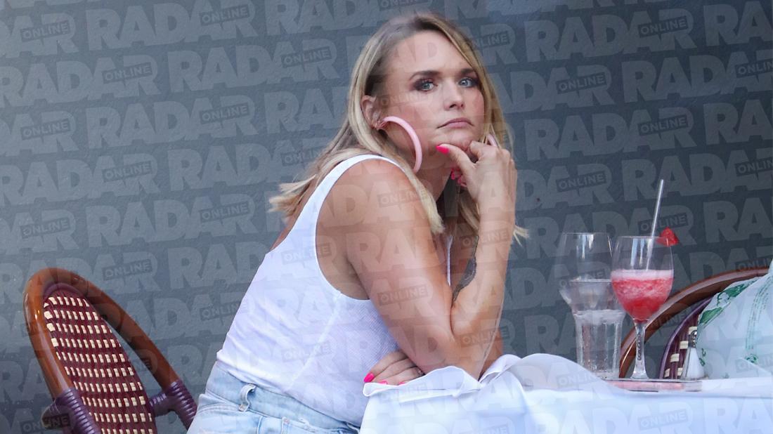 Miranda Lambert Caught Drinking Alone Without New Hubby