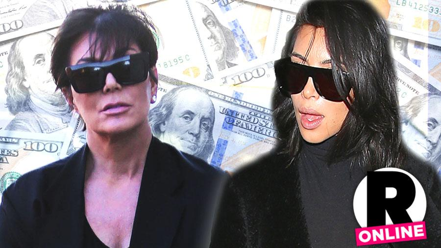 Kim Kardashian Fighting With Kris Jenner Over Returning To Reality TV