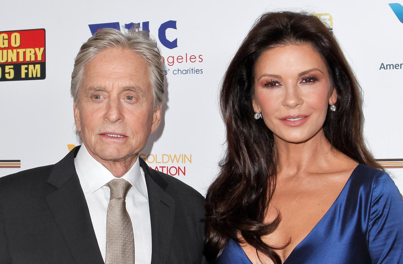 Michael Douglas 'Extremely Disappointed' By Sexual Harassment Allegations