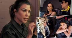 Kourtney Admits She's At Her 'Breaking Point' In Episode Before 'KUWTK' Exit