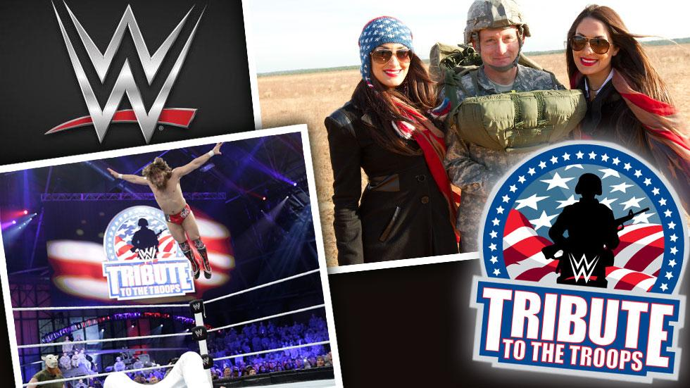 //wwe tribute to the troops