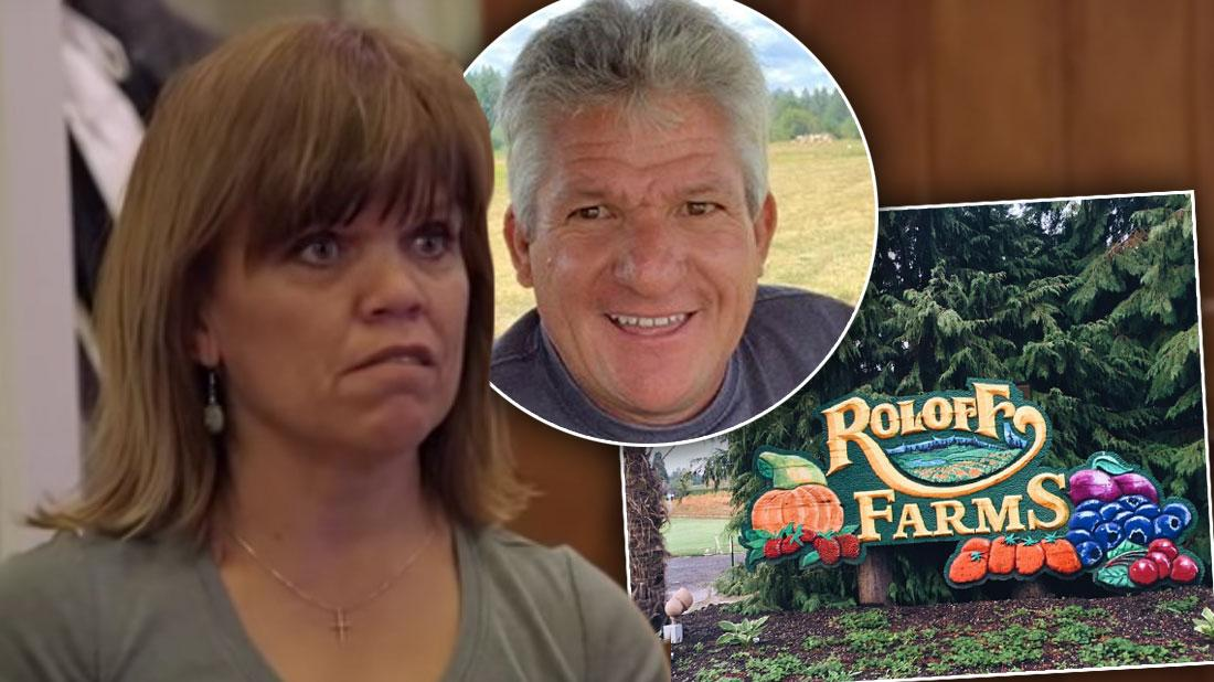 Little People's Amy Roloff Sells Farm To Ex Matt For $667K