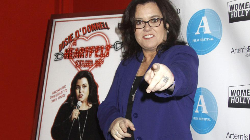 Rosie O'Donnell Explains Why She Left 'The View'