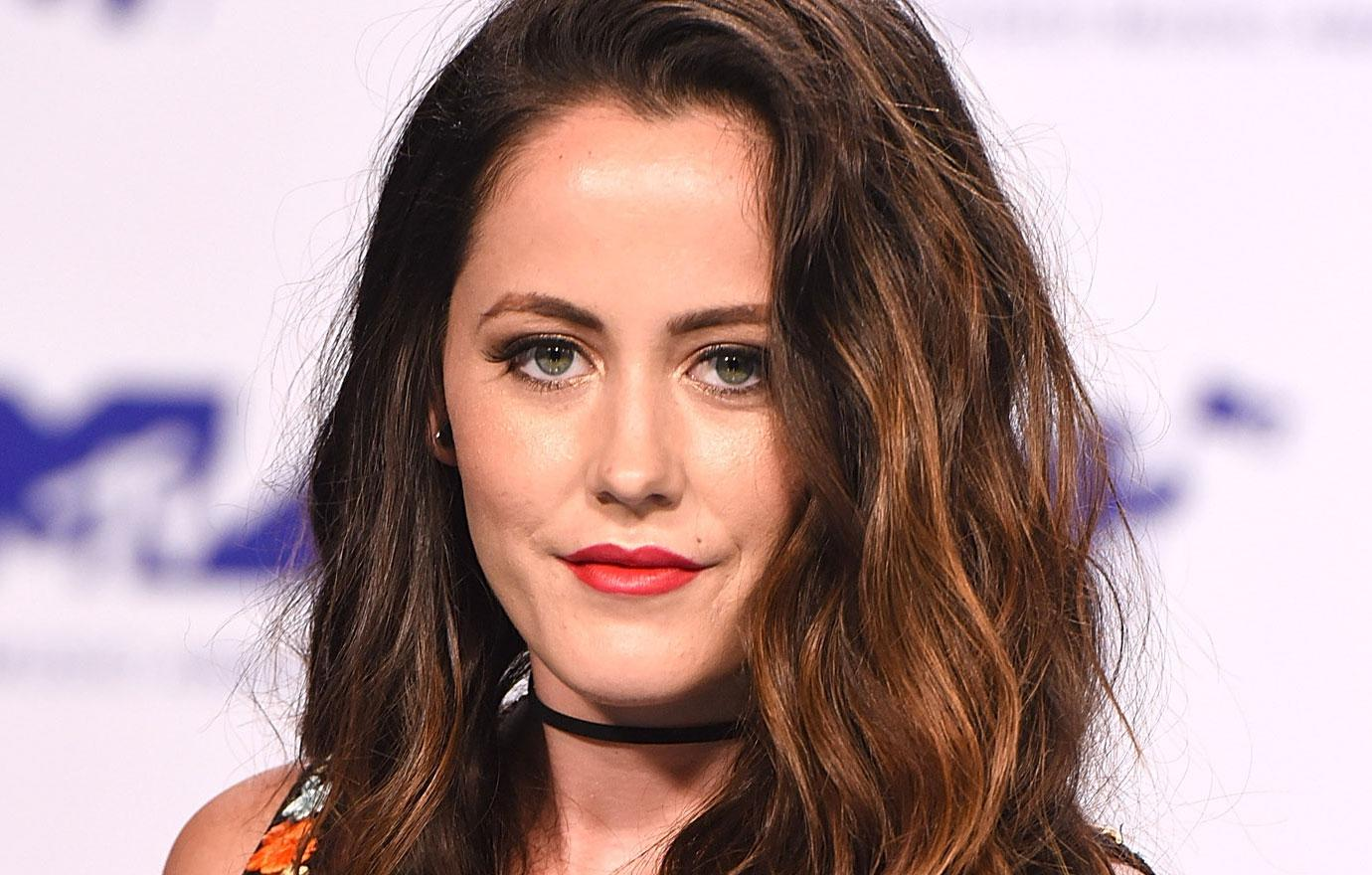 //jenelle evans gets son kaiser back after feud with nathan and his mom