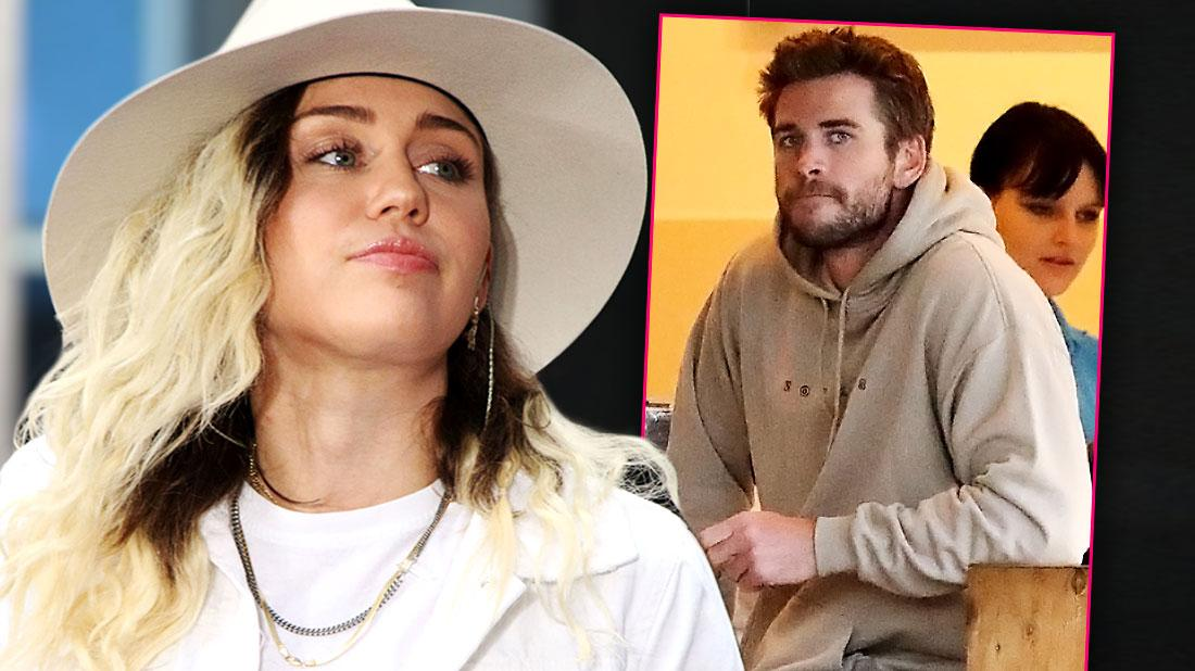 Miley Cyrus Dumped Liam Hemsworth Belongings