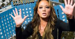 Leah Remini Scientology Paranoia Can't Confide In Therapist