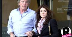 Ken Todd and Lisa Vanderpump