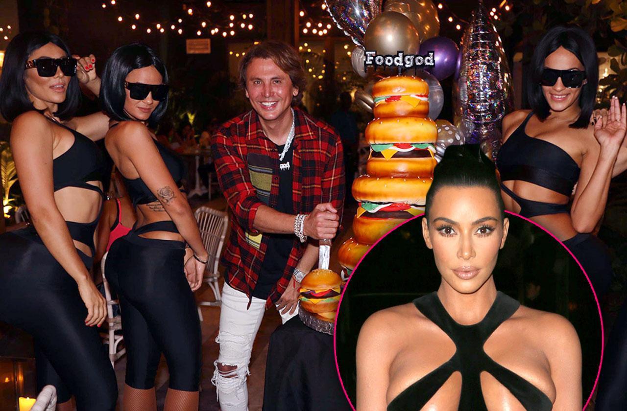 Jonathan Cheban Birthday Kim Kardashian