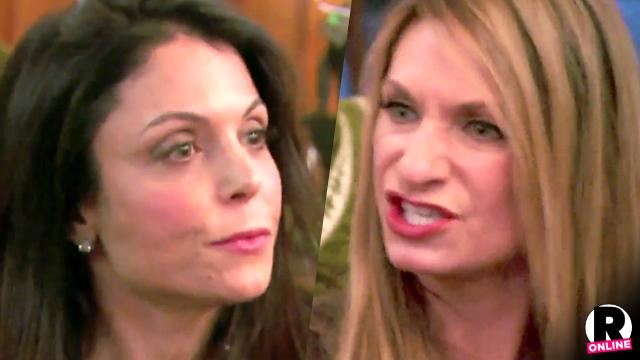 heather thomson bethenny frankel fight