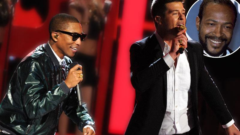Robin Thicke Pharrell Williams Lawsuit