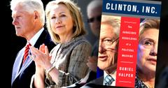 //bill clinton hillary scare tactic exposed manuscript book clinton inc pp sl