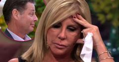 Vicki Gunvalson Steve Lodge Engaged Wedding