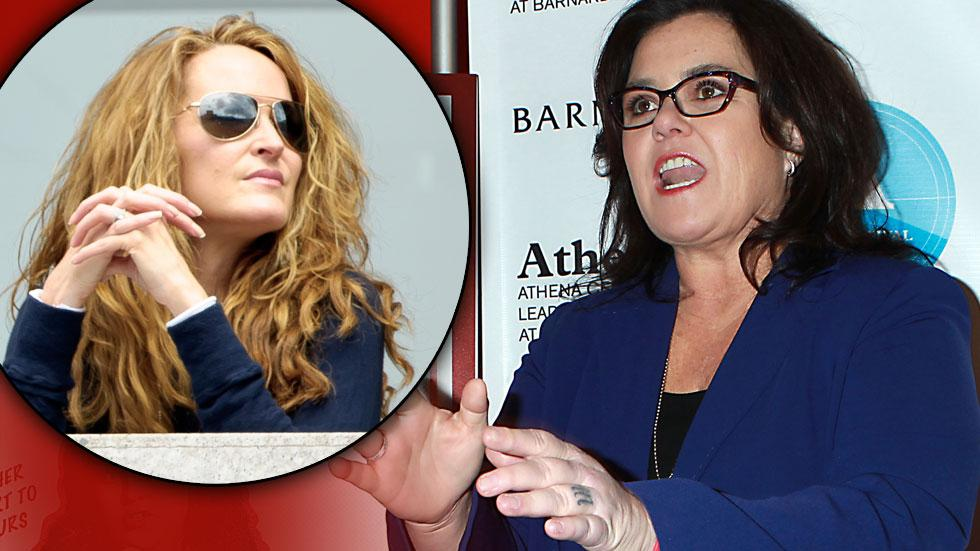 Rosie O'Donnell Custody Battle