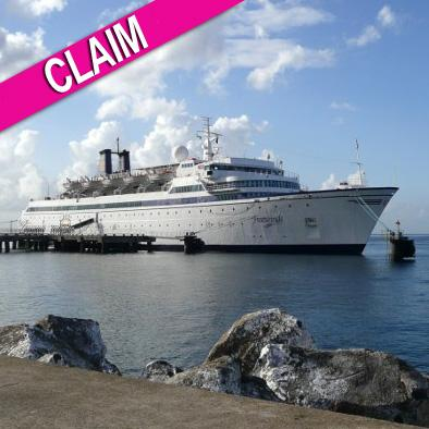 //scientology cruise ship