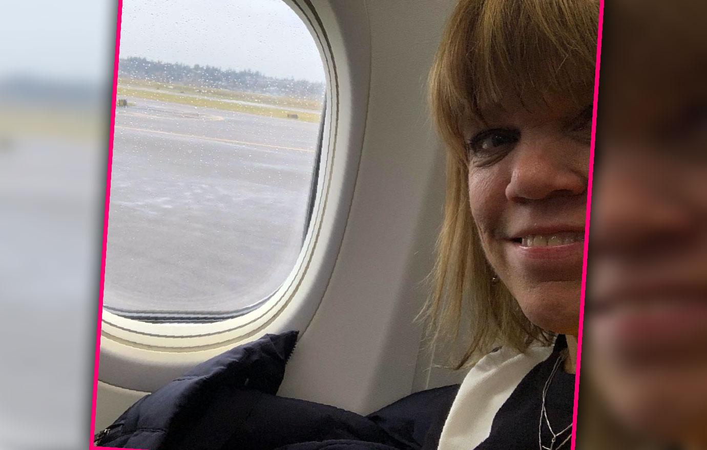 Amy Roloff Travels To Surprise Mom On 86th Birthday