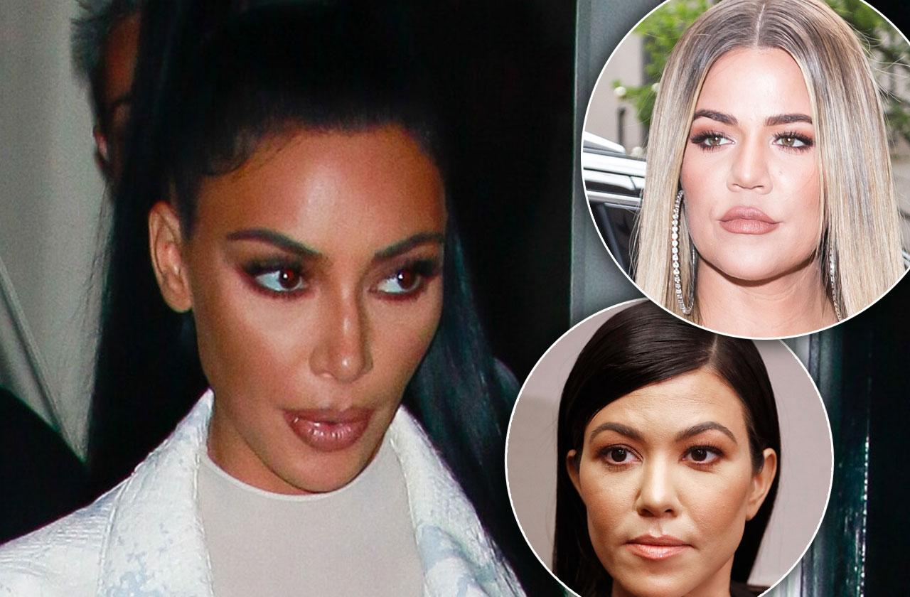 //kuwtk recap kim kardashian fights kourtney kardashian pp