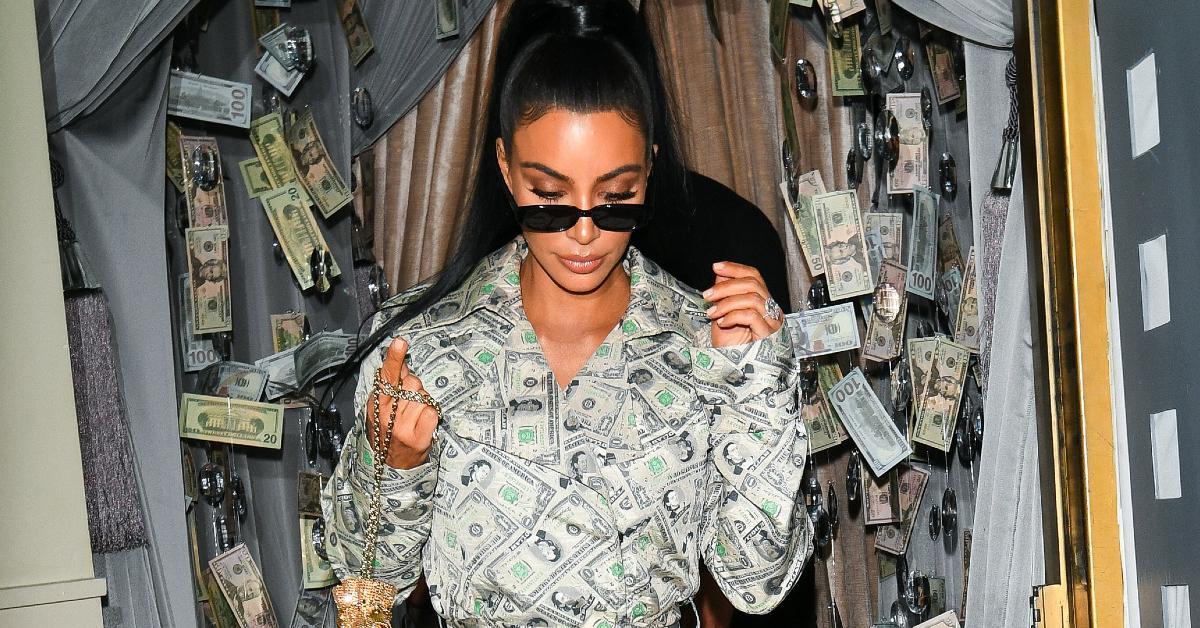 kim kardashian billionaire