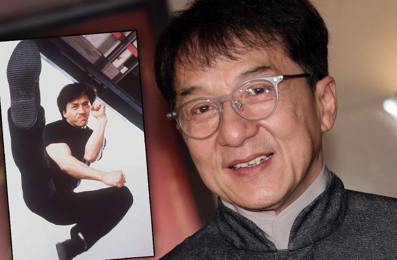 Jackie Chan Memoir Dirty Secrets Bad Father Husband