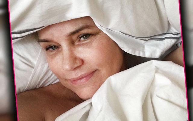 Yolanda Foster's Flirty Bedroom Selfie -- Dating Again After Divorce?