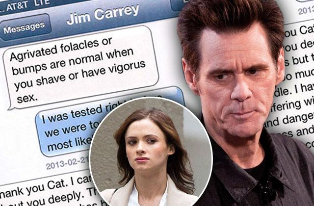 //jim carrey cathriona white wrongful death lawsuit std sexts