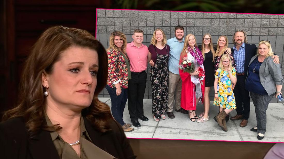 Feuding 'Sister Wives?' Kody Brown's 'Favorite' Robyn Skips Family Function
