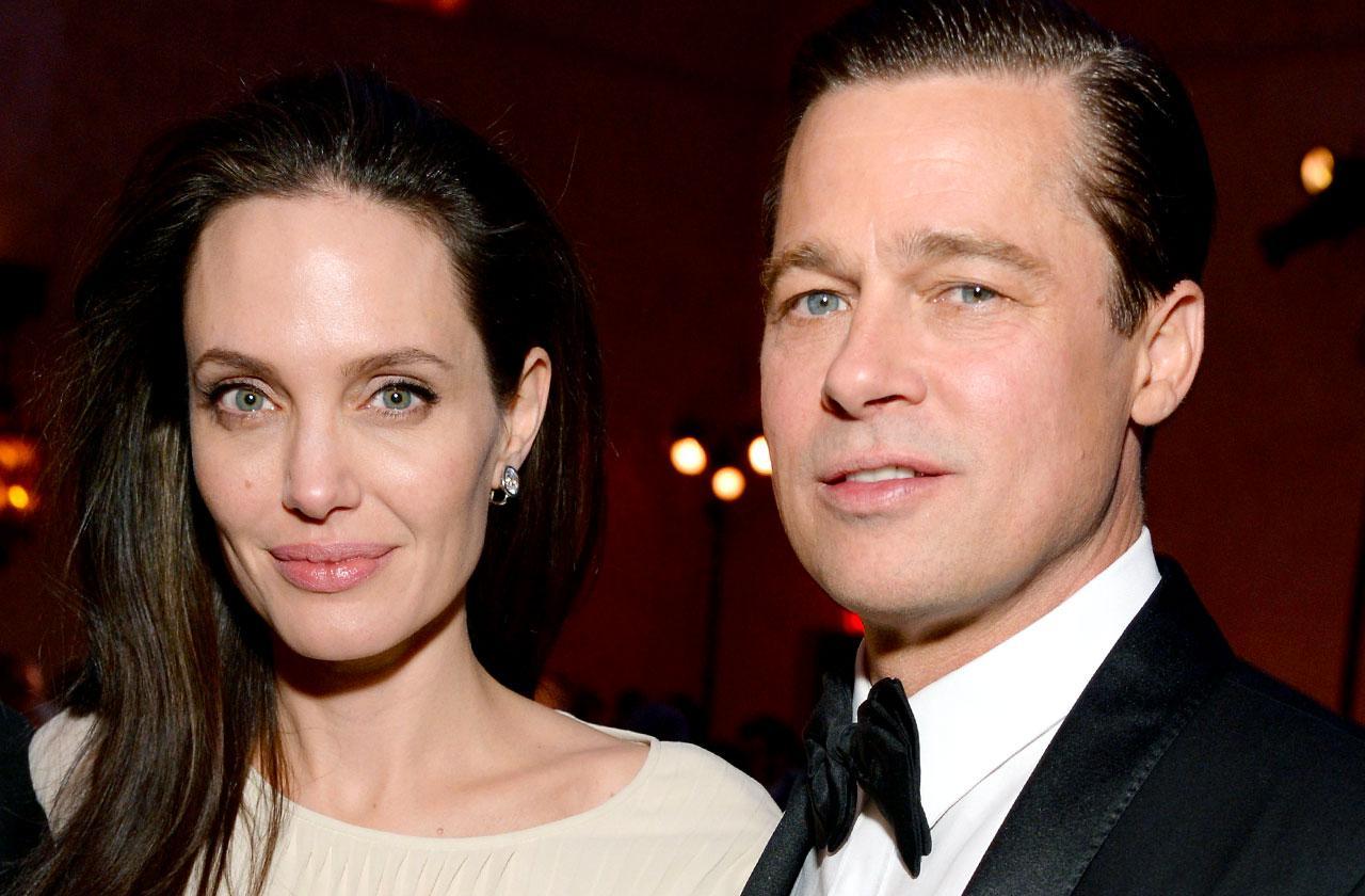 //angelina jolie approves new lawyers custody divorce battle brad pitt pp