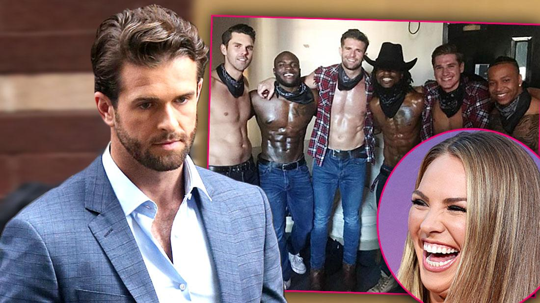Bachelorette Contestant Jed Back To Stripping After Hannah Dumped Him