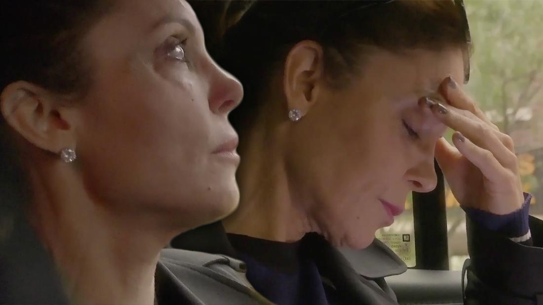 RHONY's Bethenny Frankel Cries Over Jason Hoppy Custody Battle