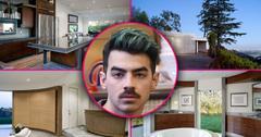 Joe Jonas Leases Hollywood Hills Mansion