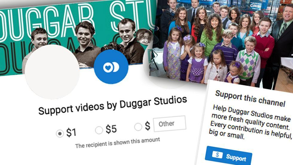 Duggar Sex Abuse Scandal Begging For Cash