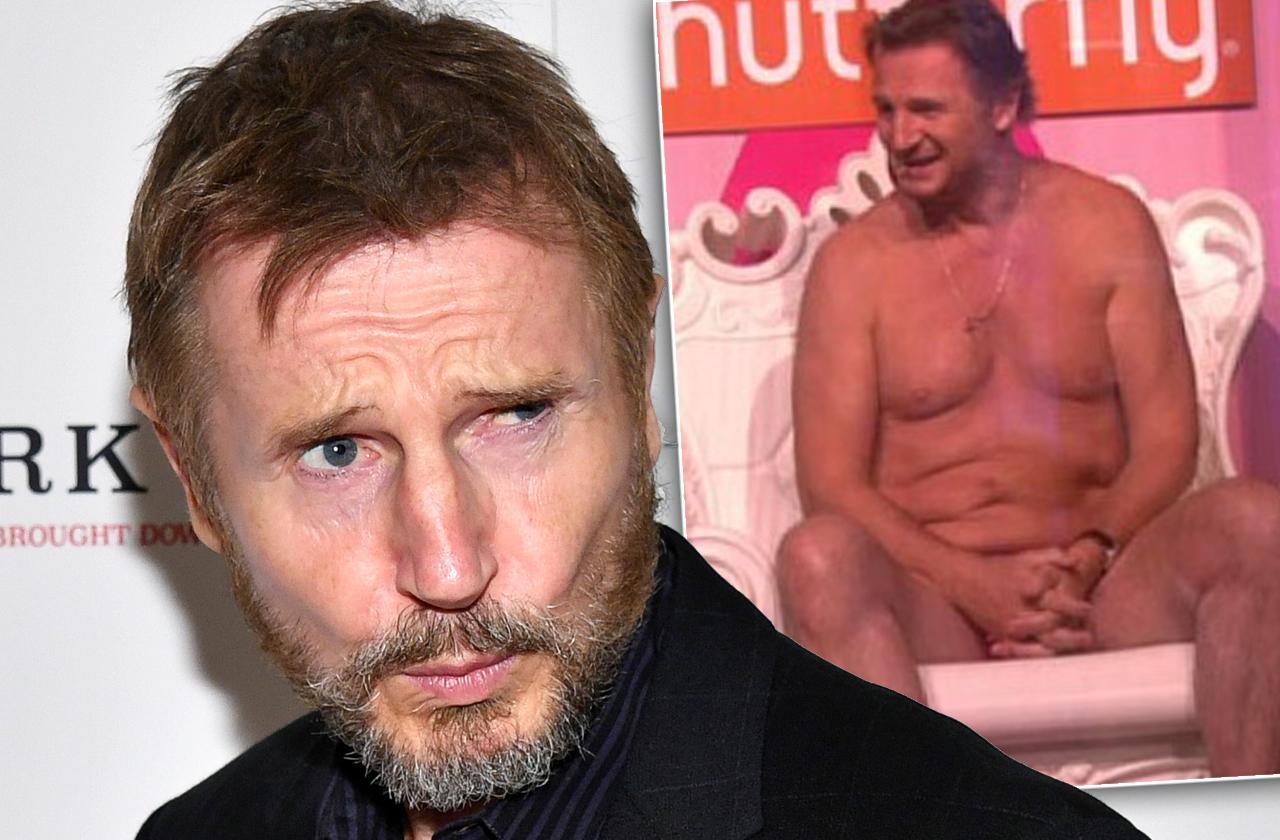liam neeson nude video naked photos