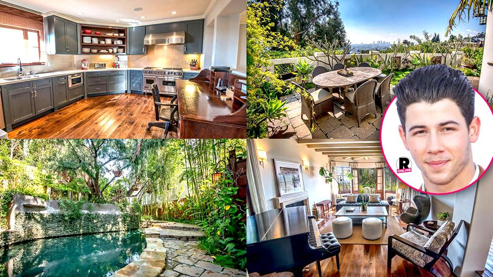 Nick Jonas Sells Hollywood Hills Mansion
