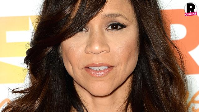 Rosie Perez Leaving The View
