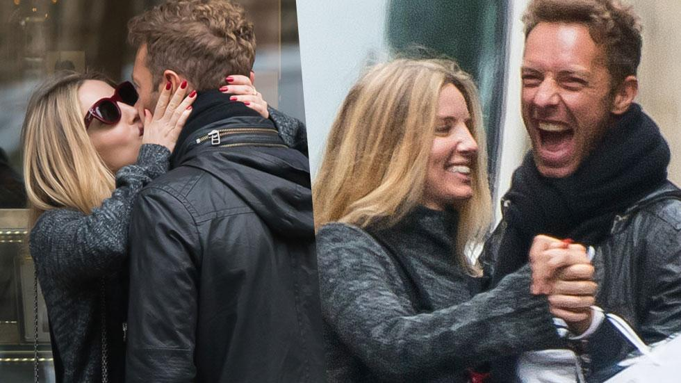 Chris Martin Annabelle Wallis Dating Kiss
