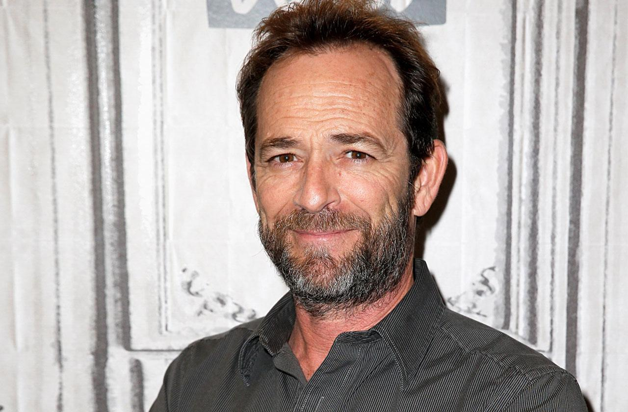 Luke Perry Dead After Stroke