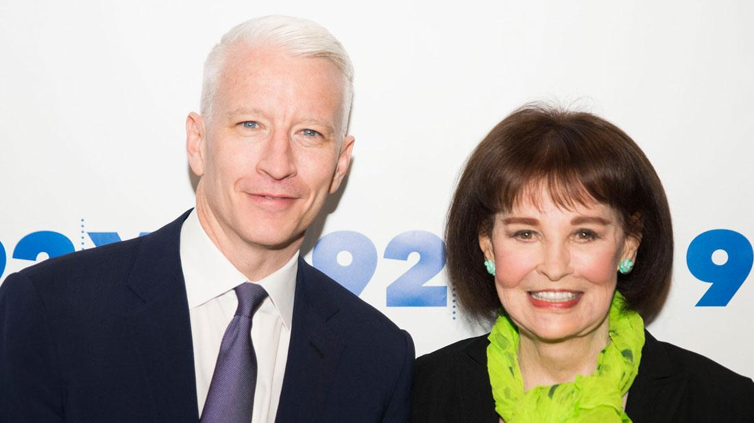 Anderson Cooper's Mother Gloria Vanderbilt Dead At 95