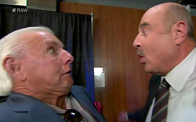//Dr Phil WWE Video