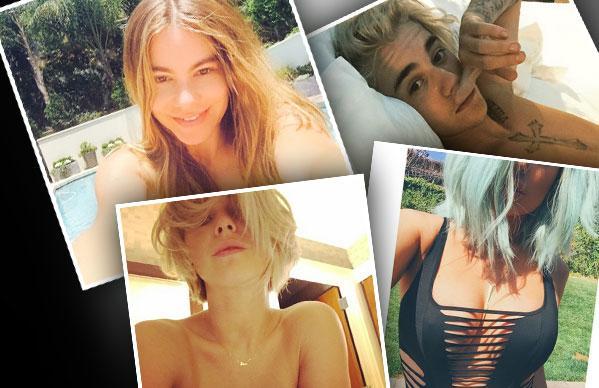 //sexiest celebrity selfies  pp
