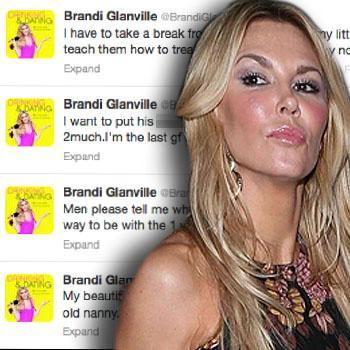brandi glanville twitter rant