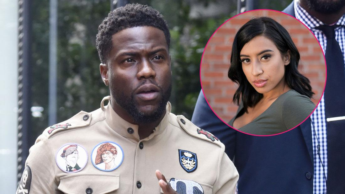 Sex Tape Lawsuit Against Kevin Hart Served To Security Guard Of His Gated Community