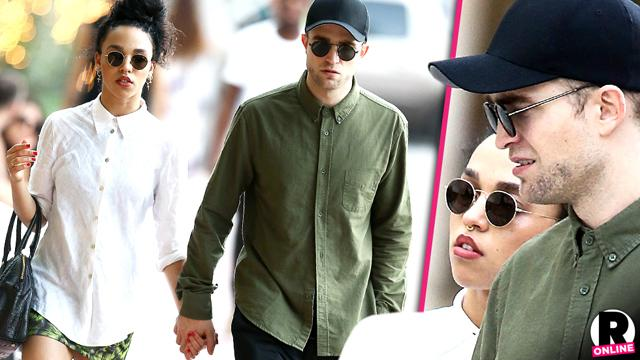 Robert Pattinson And FKA Twigs Engagement Details