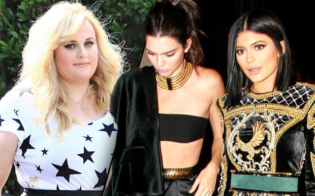 //rebel wilson kardashians feud smear campaign pp