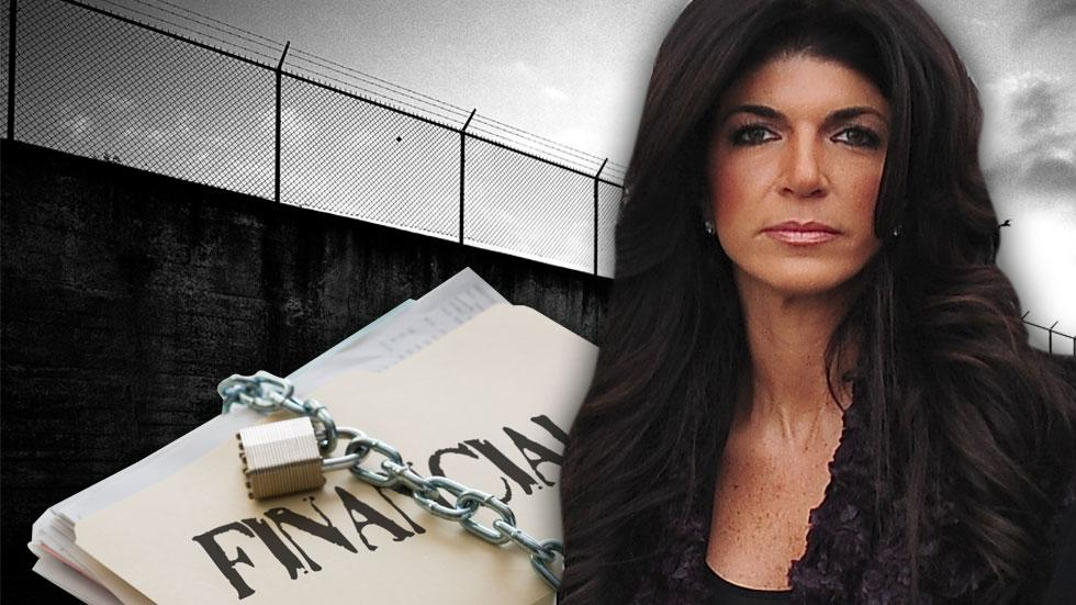 //teresa giudice financial classes in prison